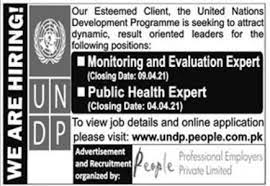 United Nations Development Programme undp - Islamabad